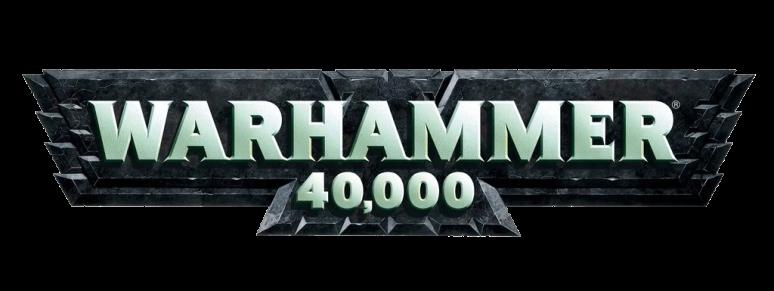 warhammer 40000 logo