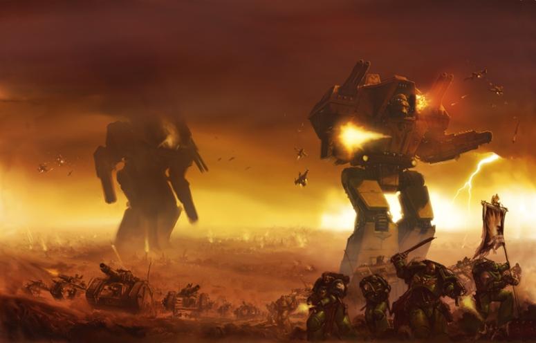 Warlock titans