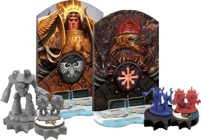 Horus Heresy Game Pieces