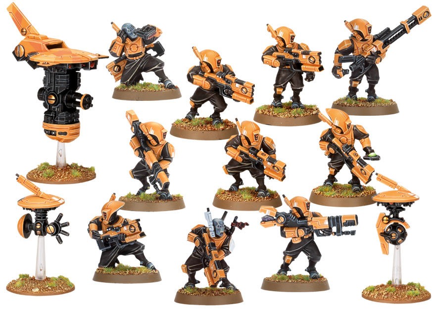 tau drone army with Tau Pathfinders A Review on Watch furthermore 7766 Brandon 20Vallee 20Kroot likewise Tau Pathfinders A Review together with USS George Washington CVN 73 together with Page8.
