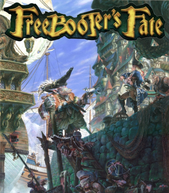 Freebooters Fate Cover Top