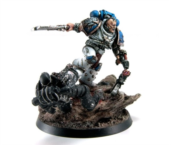 Forge World reveals Kharn the Bloody   The Shell Case