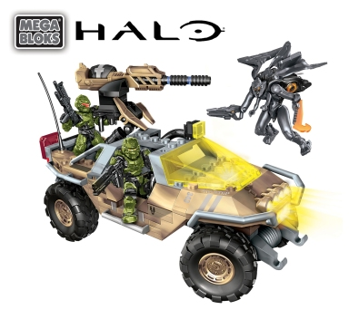 MEGA BRANDS INC. - Mega Bloks Halo Construction