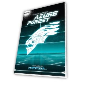 Azure Forest Book