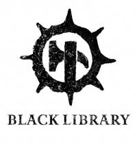 Black Library logo v.2