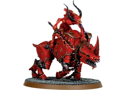 Bloodcrusher model by Games Workshop