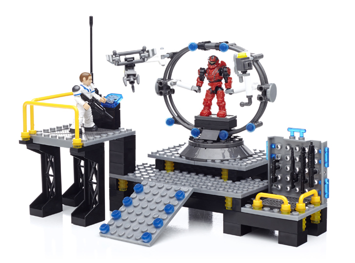 Halo Mega Bloks: Infinity Armour Bay – A Review   Wargaming Hub