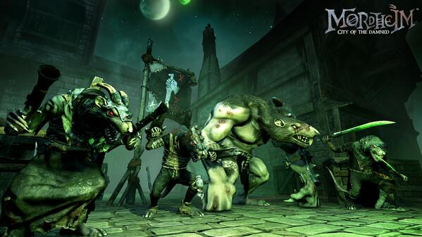 Mordheim Video Game