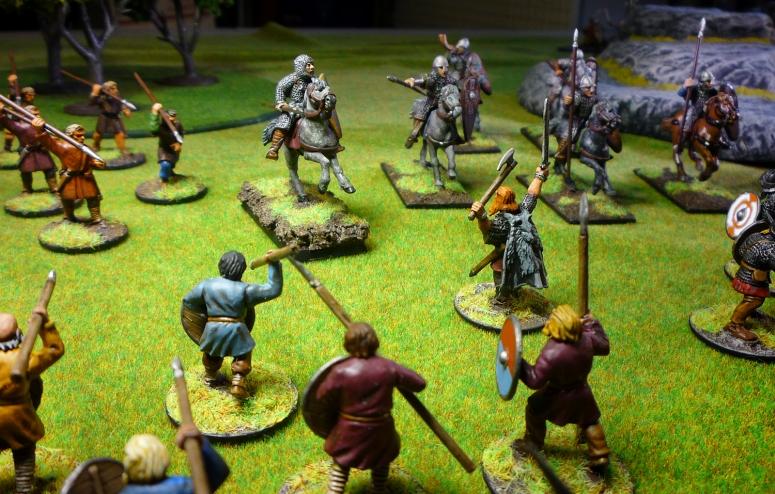 Bretons vs. Vikings!