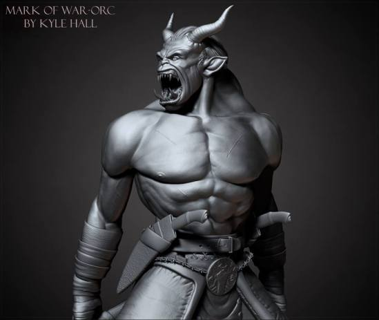 mow orc model