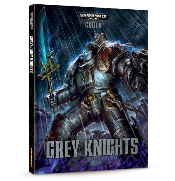 Grey Knight Codex
