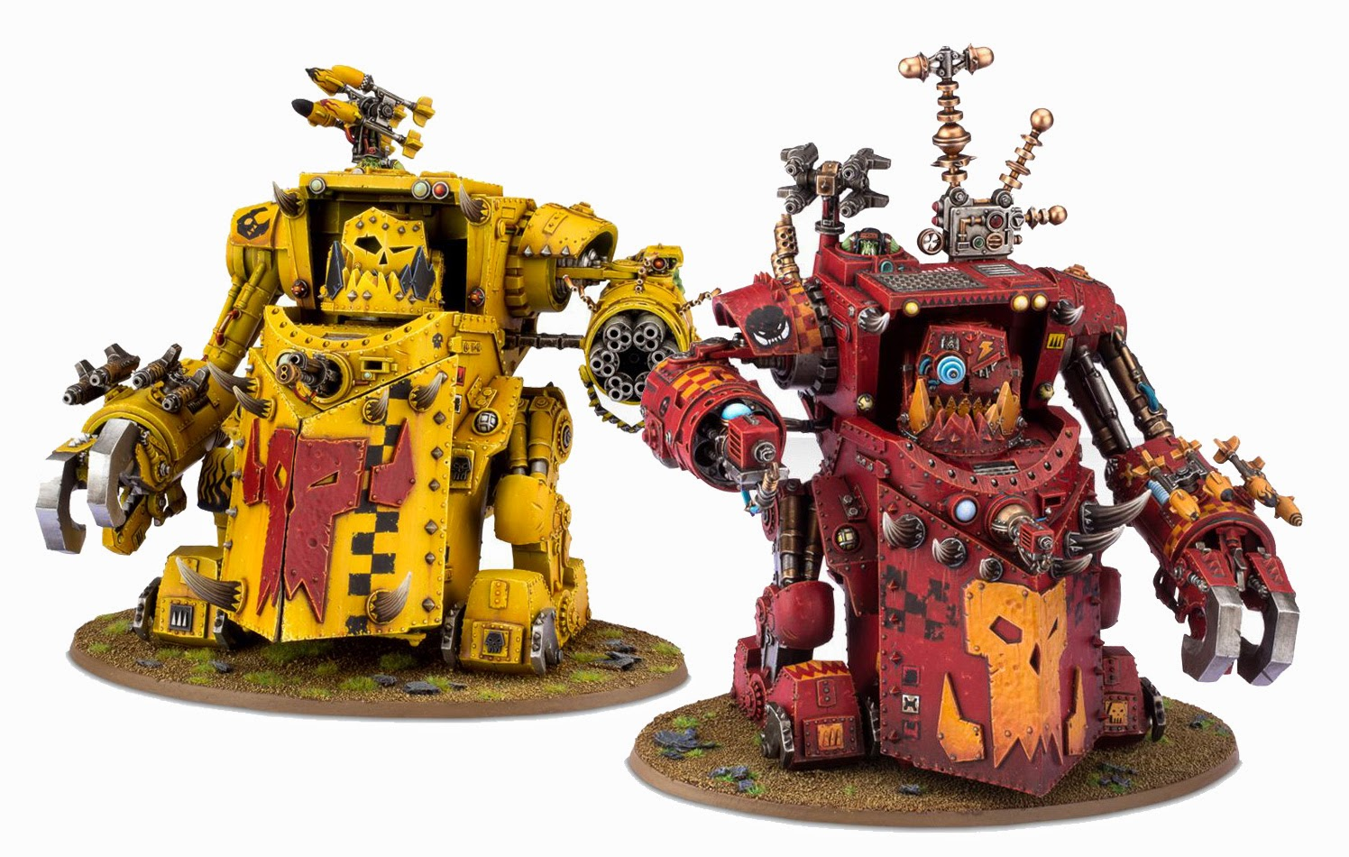 Build Ork Dawn Of War