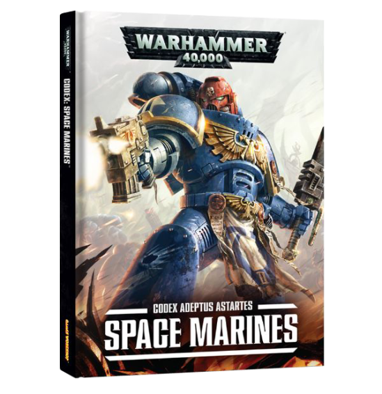 CodexSpaceMarines2015